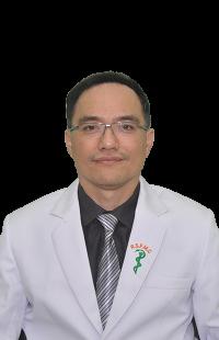 dr. Benhard Banggas J.P., Sp.THT-KL