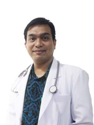 dr. Fahamzah, Sp.P