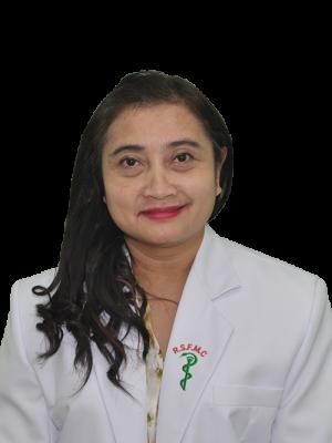 dr. Margrette P. Fransiscus, Sp.M, MSc