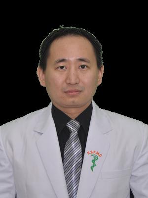 dr. Michael Indra Lesmana, Sp.M
