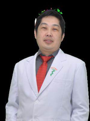 dr. Adi Sentosa., Sp.A